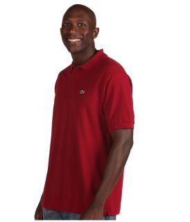 Lacoste Classic Pique Polo Shirt Bordeaux