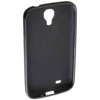 Basics Protective TPU case for Samsung Galaxy S4  Black Cell Phones & Accessories