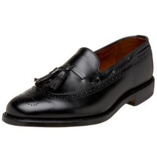 Allen Edmonds Men's Manchester Wing Tip Loafer Shoes