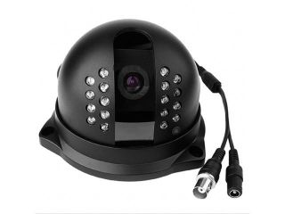 Night Vision Dome Camera Indoor Color CCTV CMOS Security Cam