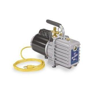 JB DV 285N 10 CFM Platinum Vacuum Pump, 115V/60Hz Motor, with US Plug   Automotive Air Conditioning Vacuum Pumps