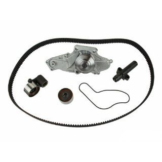 Gates TCKWP286 Engine Timing Belt Kit with Water Pump Automotive