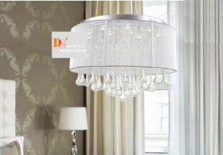 Modern Chandeliers Ceiling Fixtures Lamps K9 Crystal Lights Bedroom LED Lighting New 110v   Bedroom Mini Chandelier