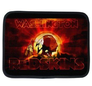 Designer iPad 2 & iPad 3 sleeve bag NFL Washington Redskins logo background Cell Phones & Accessories