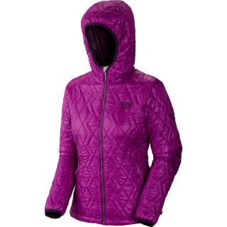 Mountain Hardwear Thermostatic Hooded Insulated Jacket   Womens