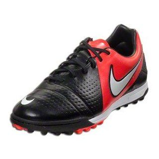 Nike CTR360 Libretto III TF   (Black/Red/White) (12) Shoes