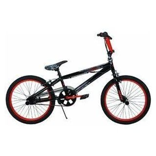 Toy / Game Huffy 20 Inch BMX Boys Beserk Bike (Gloss Black Despair/Copper) With 4 Pegs And Top Loading Stem Toys & Games
