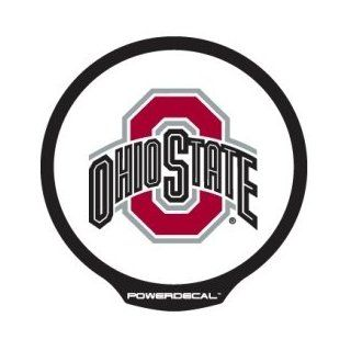 Ohio State Buckeyes Light Up POWERDECAL  Sports Fan Automotive Decals  Sports & Outdoors