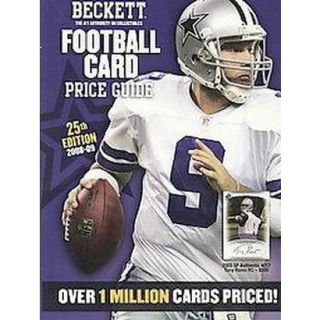 Beckett Football Card Price Guide (Paperback)