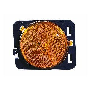 Depo 333 1418L AS Jeep Wrangler Driver Side Replacement Side Marker Lamp Assembly Automotive