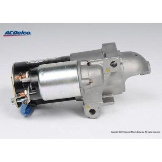 ACDelco 323 1470 GM Original Equipment Starter Motor, Remanufactured Automotive