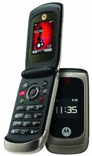 Motorola EM330 Unlocked GSM Cell Phone with 1.3MP Camera, FM Radio,  Player and Bluetooth   Black Cell Phones & Accessories