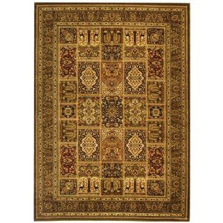 Safavieh Lyndhurst Collection LNH217A Area Rug, 9 Feet by 12 Feet, Green