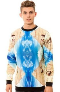 Captivate Men's Egypt Crewneck Sweatshirt Extra Large Multi at  Men�s Clothing store Athletic Sweatshirts