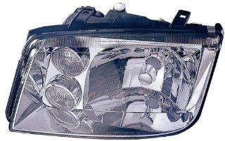Depo 341 1106L ASF Volkswagen Jetta Driver Side Replacement Headlight Assembly Automotive