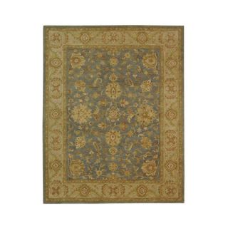 Safavieh Antiquities Blue/Beige Rug Decor