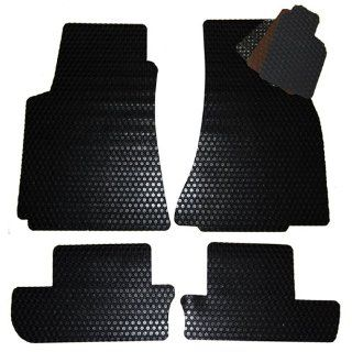 Lexus ES350 Black All Weather Floor Mats 2007 2008 2009 2010 2011 2012 Automotive