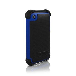 Ballistic SA0700 M375 SG for Apple iPhone 3GS    1 Pack   Retail Packaging   Black/Blue Cell Phones & Accessories