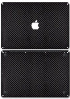 XGear EXO Skin Protective Vinyl Skin for 17 Inch Apple MacBook Pro   Black Carbon Fiber (MB17 EXO BLK) Computers & Accessories