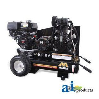 Air Compressor / Generator, Portable; 16.3 CFM@100 PSI, 15.7 CFM@175 PSI, 389 CC  Other Products