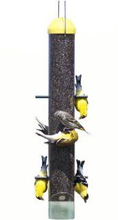 Perky Pet 399 Patented Upside Down Thistle Feeder  Pet Bird Feeders  Patio, Lawn & Garden