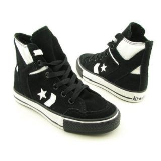 CONVERSE Poorman Weapon Hi Black Youth Kids Boys 3 Shoes