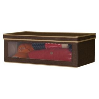 Household Essentials Large Vision Box Brown