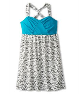 Roxy Kids Whimsical Wishes Dress Girls Dress (Gray)