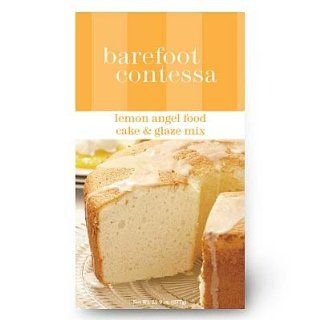Barefoot Contessa Pantry Lemon Angel Food Cake & Glaze Mix  Grocery & Gourmet Food