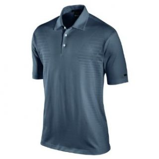 NIKE Men's Tiger Woods Collection Dri Fit Diamond BodyMap Golf Polo Shirt, Dark Grey, Small  Golf Apparel  Sports & Outdoors
