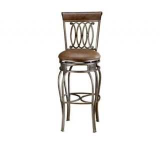 Hillsdale Furniture Montello Swivel Counter Stool —