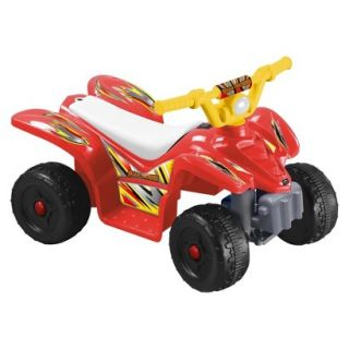 National Products LTD. Quad Cruiser Battery Powered Riding Toy   Red (6V)