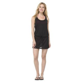 Juniors Cover up Swim Dress  Black M