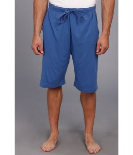 Tommy Bahama Big Tall Cotton Modal Knit Lounge Shorts Mens Pajama (Blue)