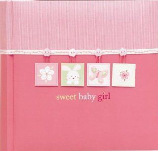Carter's Sweet Baby Girl Large Photo Album Health & Personal Care