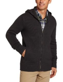 Quiksilver Waterman Men's Whaler Island, Grey, Large at  Men�s Clothing store Cardigan Sweaters