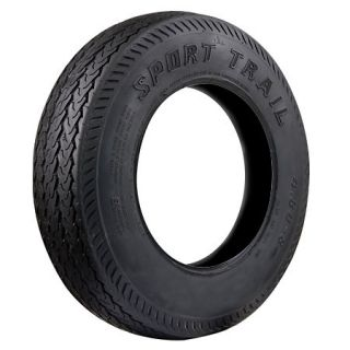 Trail America Bias Trailer Tire Only 4.80 x 12 98645