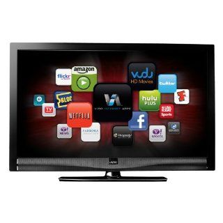 VIZIO M421VT 42 Inch Class Edge Lit Razor LED LCD HDTV with VIZIO Internet Apps, Black Electronics