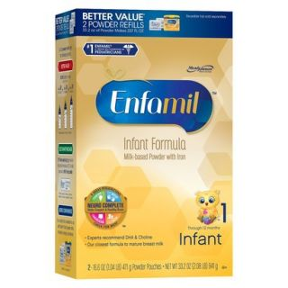 Enfamil PREMIUM Infant Formula Powder Refill Box
