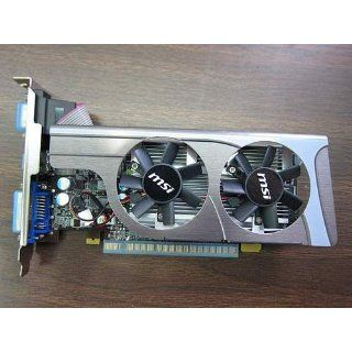 MSI nVidia GeForce GT440 1GB DDR3 VGA/DVI/HDMI Low Profile PCI Express Video Card N440GT MD1GD3/LP Electronics