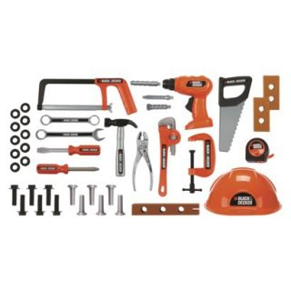 Black & Decker Mega Tool Set