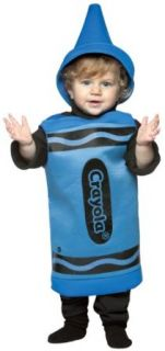 Baby Blue Crayola Crayon Costume Baby Toddler 18 24 Clothing