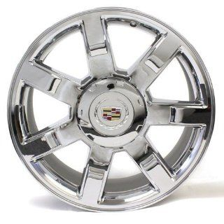 "22"" Cadillac Escalade Esv Ext 07 08 09 10 11 12 13 Chrome Wheel Oem # 5309 Center Cap Is Not Included Automotive"