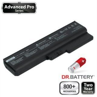 Dr. Battery® Advanced Pro Series Laptop / Notebook Battery Replacement for Lenovo IdeaPad V460A IFI(H) (4400mAh / 48Wh) . 60 day Money Back Guarantee. 2 Year Warranty Electronics