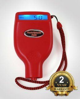 New Improved 2014 Fendersplendor FS 488 Automotive Paint Meter Thickness Gauge with 2 Year Exchange Warranty. Used by Car Dealers and Auto Auction Buyers to Save Them the Loss of Revenue Due to Hidden Paint Work. Over 14.000 Meters Sold to Date. Automotiv