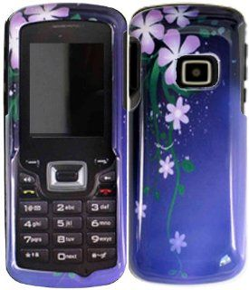 Nightly Flower Hard Case Cover for Kyocera Presto S1350 Cell Phones & Accessories