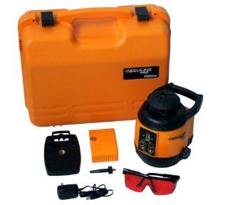 JOHNSON AccuLine Pro 40 6520 Self Leveling Rotary Laser Level