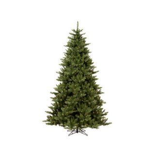 Vickerman Co. Camdon Fir 5.5 Green Artificial Christmas Tree with 450 Clear Lights with Stand Christmas Decor