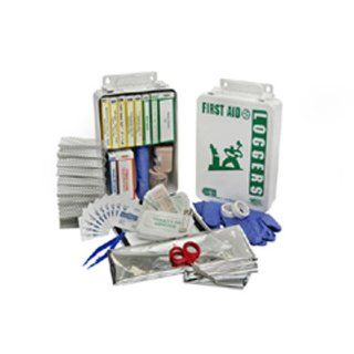 Certified Safety Manufacturing K201 505 Loggers Emergancy First Aid Kit   Workplace First Aid Kits