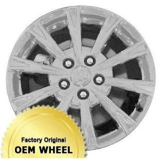 BUICK LUCERNE 17X7 10 SPOKE Factory Oem Wheel Rim  SILVER   Remanufactured Automotive